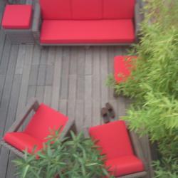 Coussin extérieur pour terrasse