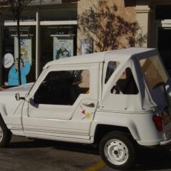 Capote bâche pour une Renault JP4 ancienne