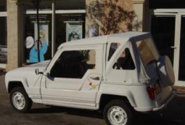 Réalisation de capotes bâches sur-mesure Renault JP4 et Suzuki