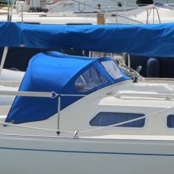 Bimini & taud protection soleil