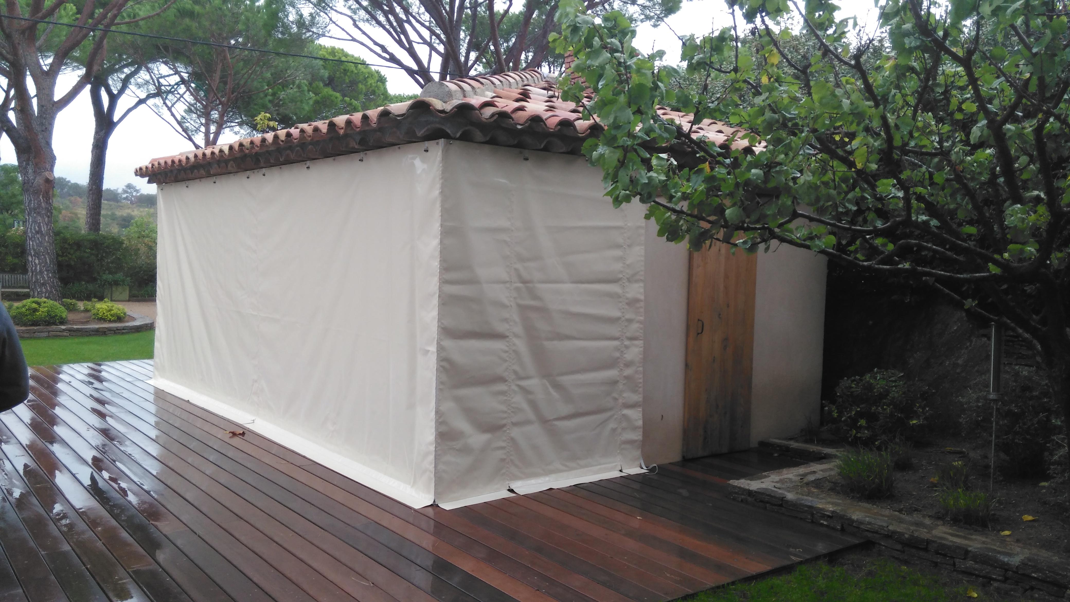 Bache Pour Terrasse Restaurant Fabulous Bioclimatic Structures